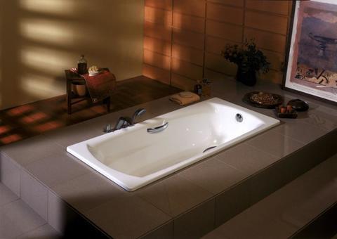 Ванна стальная Roca SWING 170х75 см.
