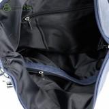 Сумка Саломея 387 мульти сфинкс синий (рюкзак)
