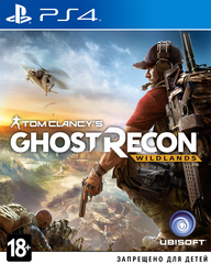 Tom Clancy's Ghost Recon: Wildlands (PS4, русская версия)