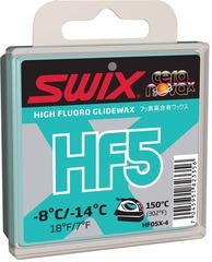 Парафин Swix HF05X-4 Turquoise -8C/-14C 40гр