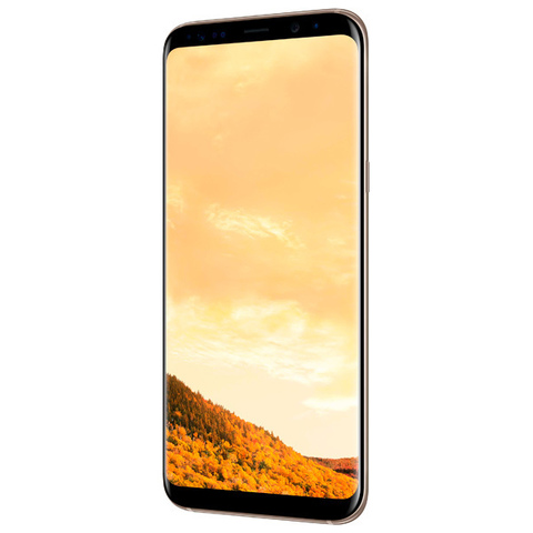 Samsung Galaxy S8+ 64Gb Желтый топаз