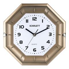 Часы настенные Scarlett SC-55QZ