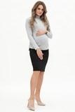 Юбка для беременных 06646 чёрный