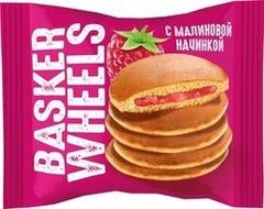 """Панкейк """"Baskerweels"""" с малиновой начинкой 36г"""