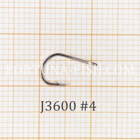 Крючок Akula Japan J3600 (Iseama) 1000 шт