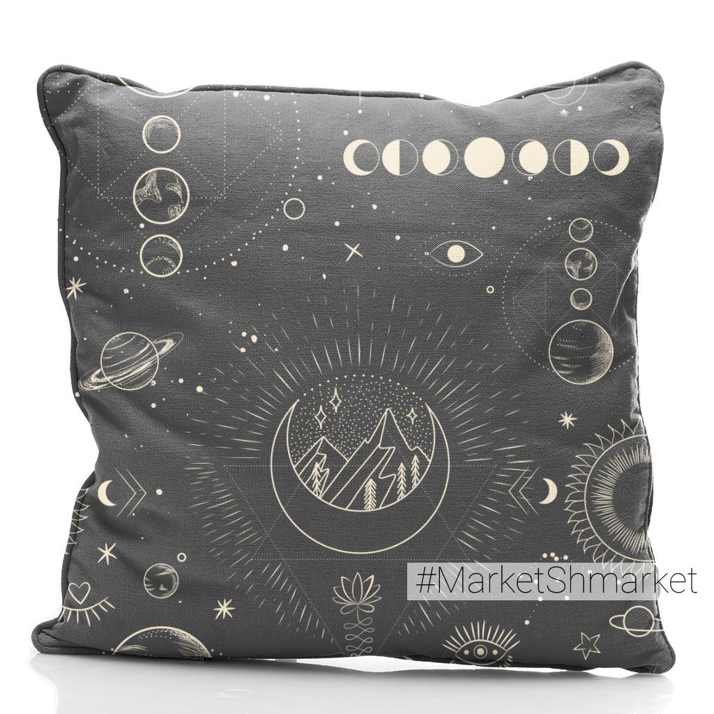 Солнце и луна. Фазы луны и астрология