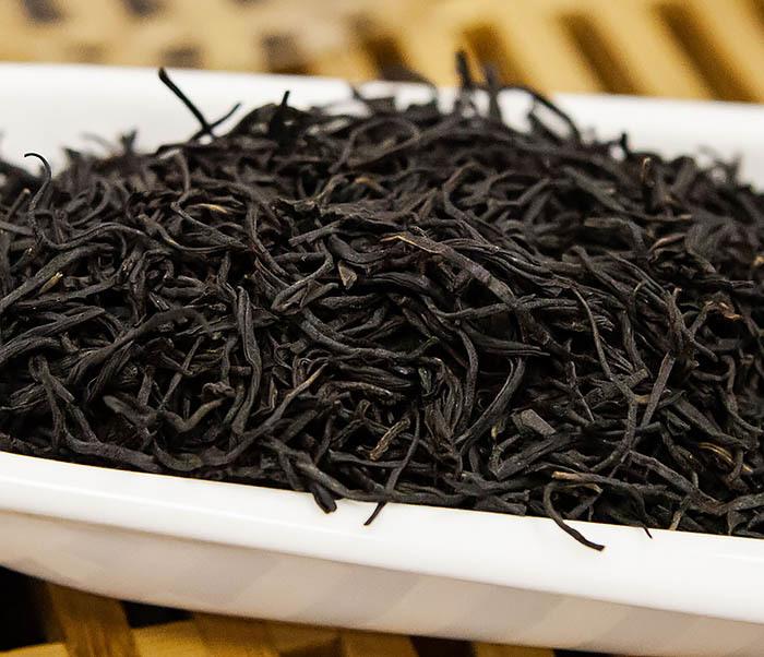 TEA-CH108-2 Красный чай «Чжэнь Шань Сяо Чжун» (Лапсанг Сушонг,  сорт «ААА», 50 гр) фото 05