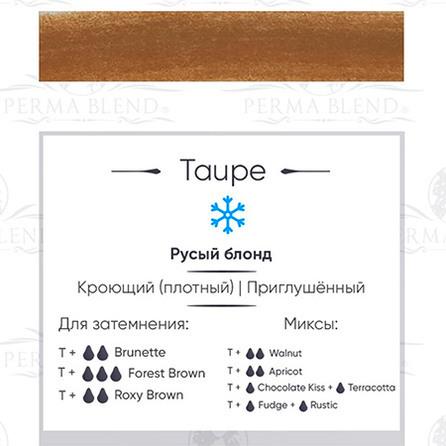 """TAUPE"" пигмент для бровей. Permablend"