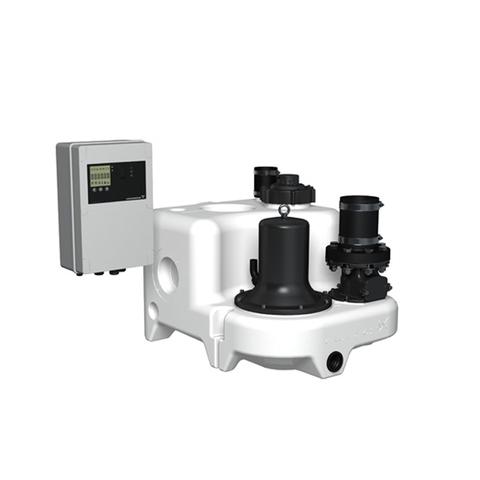Канализационная насосная установка - Grundfos Multilift M.12.1.4 (4м)