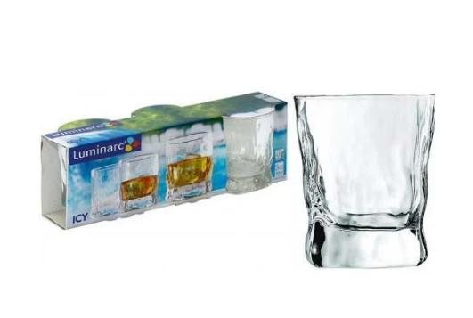 Набор рюмок Luminarc Icy  60ml3 шт.