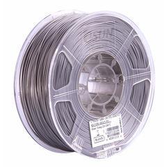 Фотография — ESUN ABS+ 1.75 мм, 1 кг, серебряный