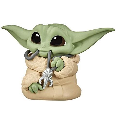 Звёздные войны: Мандалорец 2 Малыш Йода 6 см с Амулетом Мандалорца