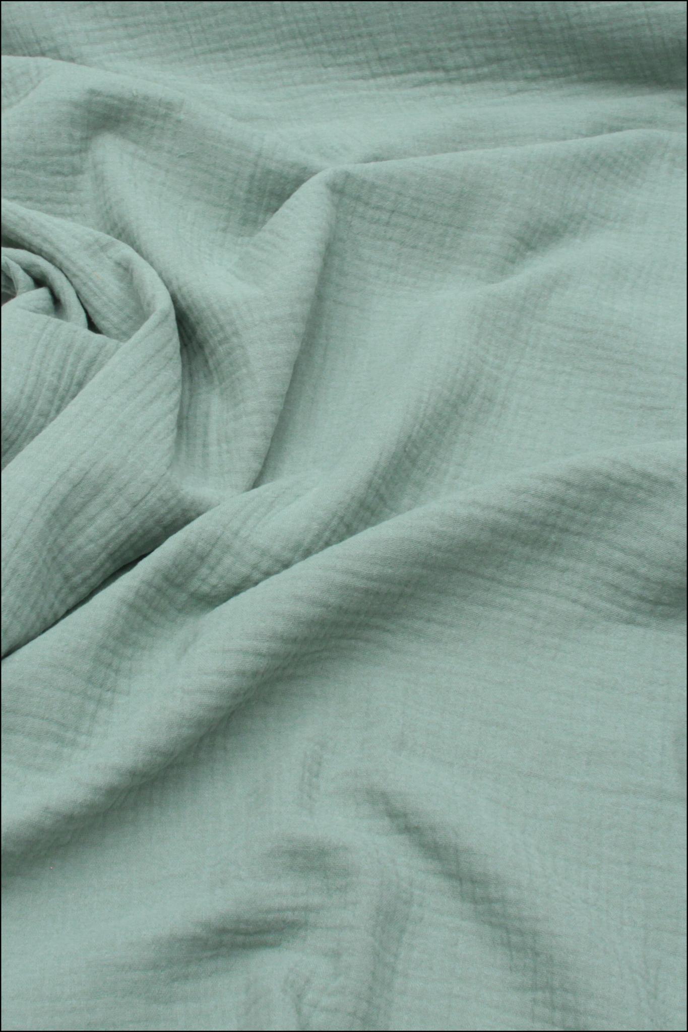 Ткань муслиновая, розмарин