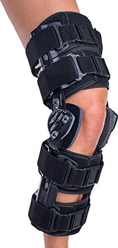 С регулируемыми шарнирами Ортез для коленного сустава телескопический послеоперационный TROM ADVANCE DonJoy 5cc3da57c47b51b6dc59c1567977dd4b.jpg