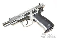 Оружие списанное охолощенное Z75-СО (хром) под патр.св/звук.дейст.кал.10ТК (КУРС-С)(СХП)