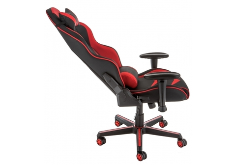 Компьютерное кресло Racer черное / красное
