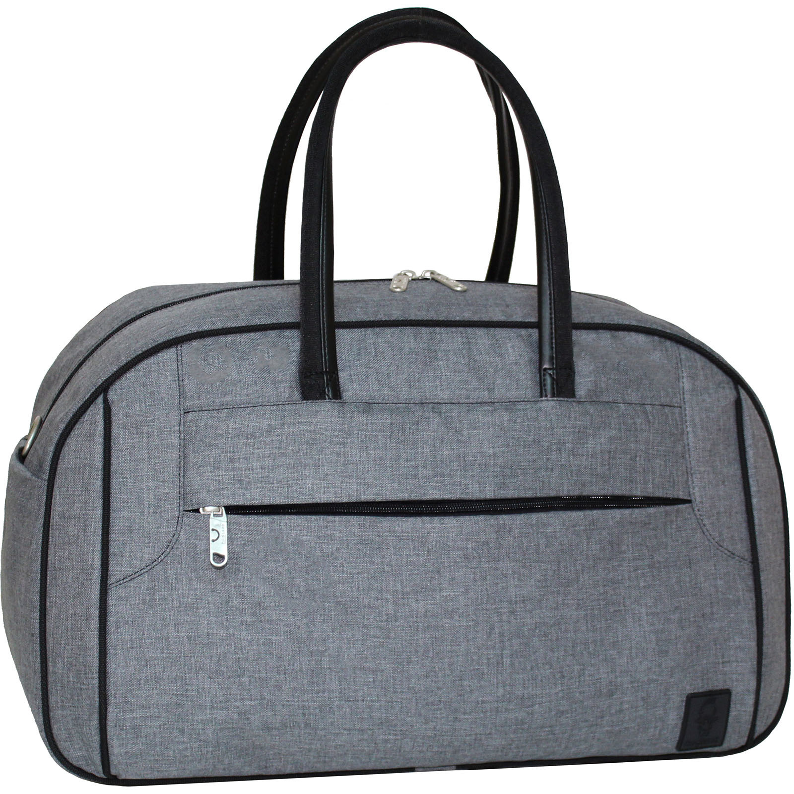 Дорожные сумки Сумка Bagland Тунис 34 л. Серый (0039069) IMG_2009.JPG
