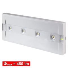 Автономный аварийный светильник эвакуационного освещения UP LED IP65 Beghelli