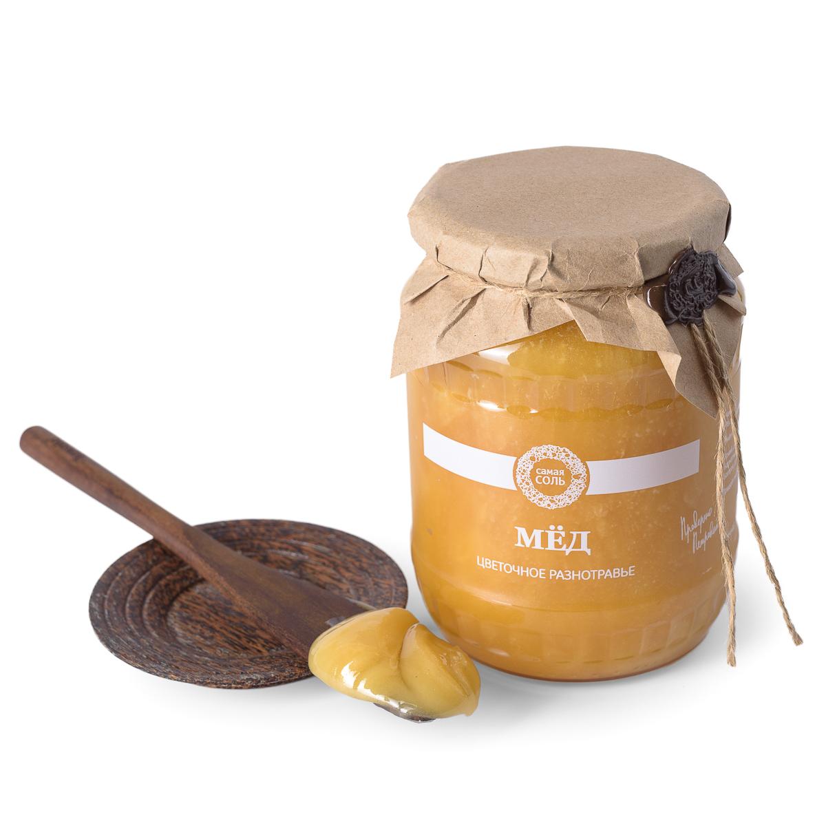 Мёд разнотравье