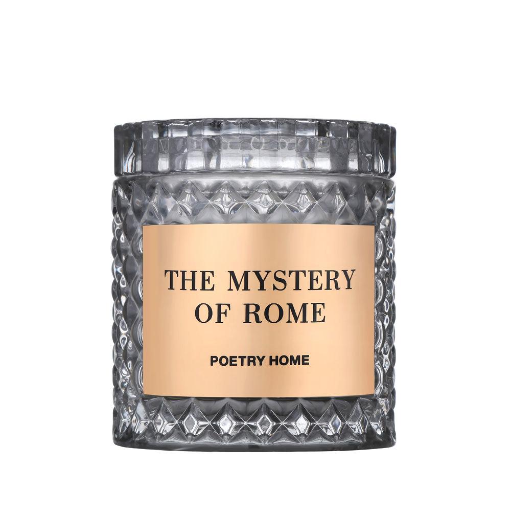 Парфумована свічка THE MYSTERY OF ROME (220 г)