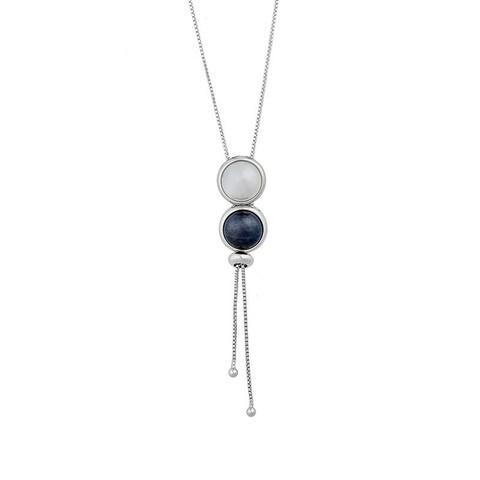 Сотуар Pearl Opaline-Black Agate B1793.25.4 BW/S