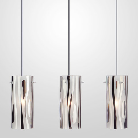 Подвесной светильник 1575/3 хром
