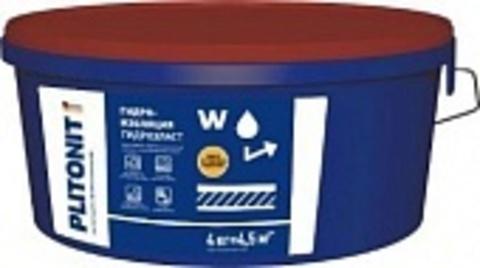 ПЛИТОНИТ ГИДРОЭЛАСТ Эластичная гидроизоляционная мастика на полимерной основе