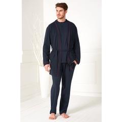 Комплект белья домашний для мужчин синий Doreanse 4500
