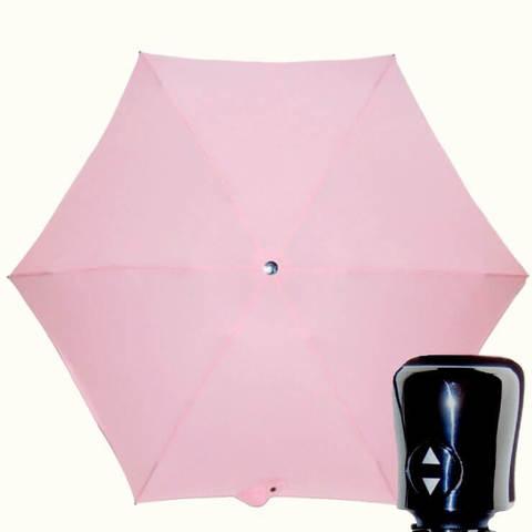 розовый мини зонтик полный автомат