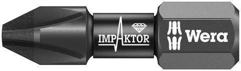 Насадка PH 2x25 851/1 IMP Wera DC Impaktor
