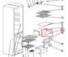 Панель ящика для холодильника Indesit (Индезит)/Ariston (Аристон) - 274568
