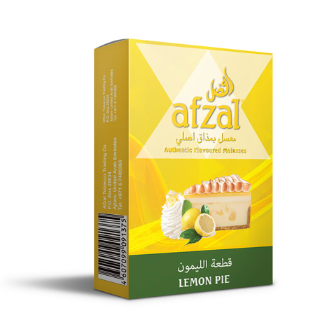 Табак Afzal Lemon pie 50 г