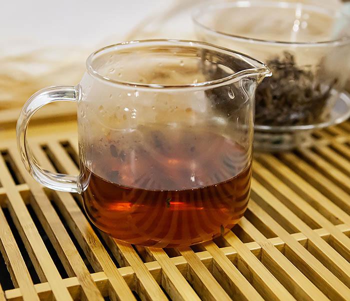 TEA-CH108-2 Красный чай «Чжэнь Шань Сяо Чжун» (Лапсанг Сушонг,  сорт «ААА», 50 гр) фото 09