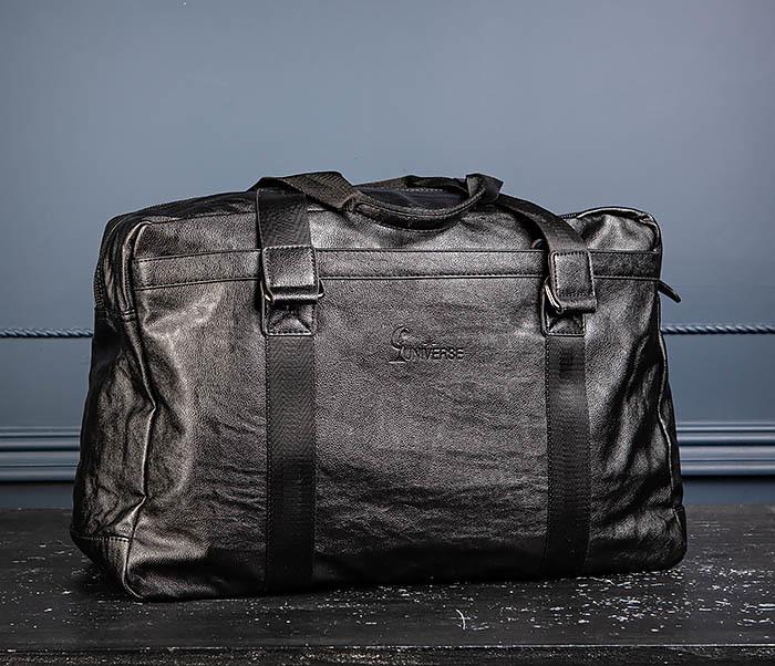 BAG544 Мужская дорожная сумка с ремнем на плечо фото 05