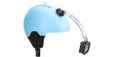 Удлинитель на шлем SP POV Extender на шлеме с камерой вид сбоку 1