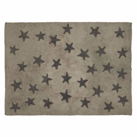 Ковер Звезды бежево-серый 120*160