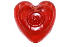 Натуральное мыло Сердце, 65g ТМ Savonry