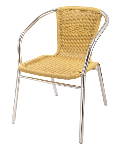 стул алюминиевый для уличных кафе