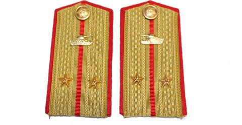 Погоны ВОВ детские, автобронетанковые войска Красной Армии.