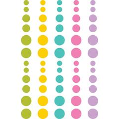 Набор дотс Little Princess Enamel Dots Embellishments 60/Pkg
