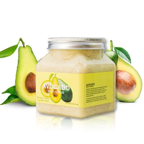 Скраб для тела авокадо, 350мл