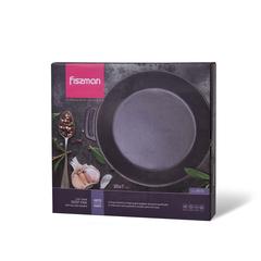 4076 FISSMAN Сковорода чугунная 30 см