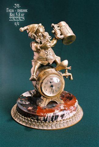 Часы Гном-Пивник