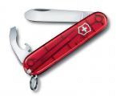 Нож перочинный VICTORINOX My First  84 мм, 8 функций VC- 0.2363.T