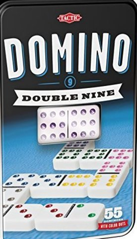Dominos Double 9