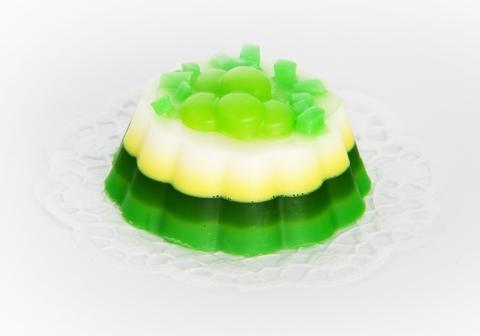 Мыльное ассорти/пирожное: ВИНОГРАДНЫЙ ДЕСЕРТ, 105 гр/шт