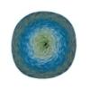 Пряжа Etrofil Puzzle PZ005 (Морская волна,хаки,бирюза,салат)
