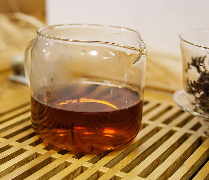 TEA-CH108-2 Красный чай «Чжэнь Шань Сяо Чжун» (Лапсанг Сушонг,  сорт «ААА», 50 гр) фото 10