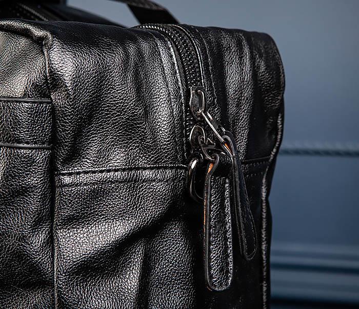 BAG544 Мужская дорожная сумка с ремнем на плечо фото 06