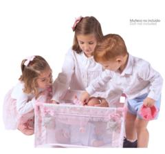 DeCuevas  Манеж-кроватка для куклы серии Мария, 50см (50034)